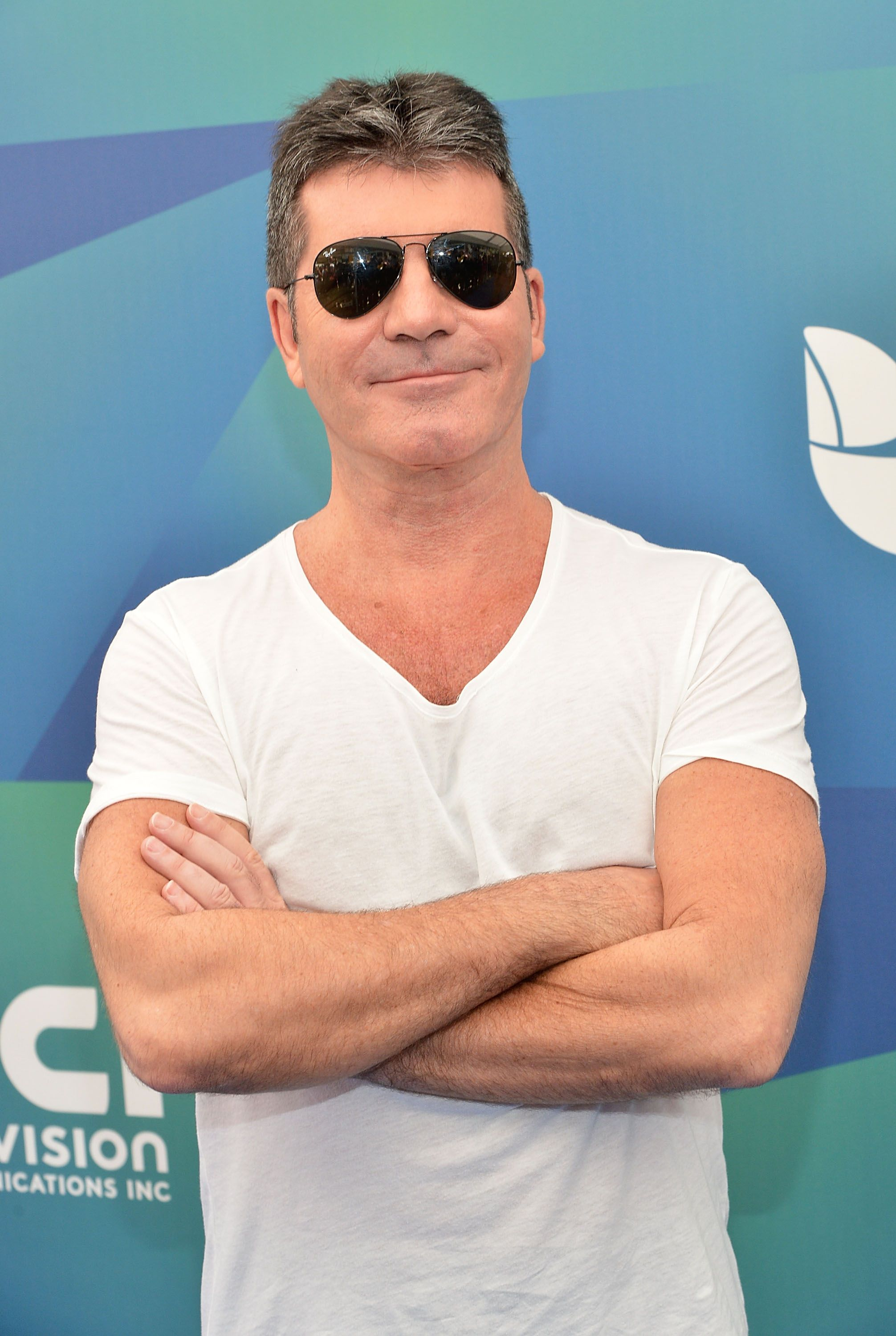 Simon Cowell Gay