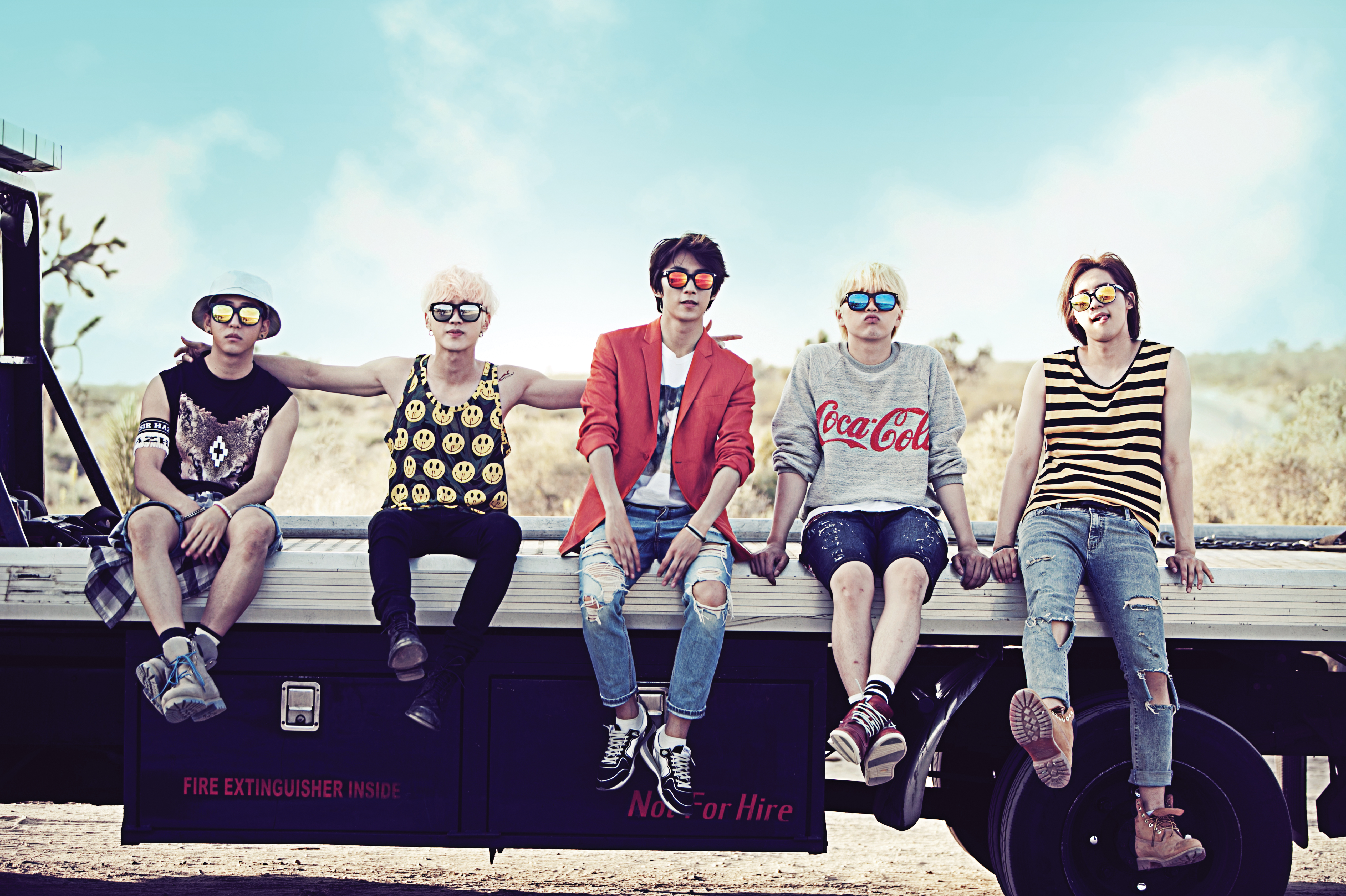M Sian Fans Who Hugged K Pop Band B1a4 Could Face Arrest