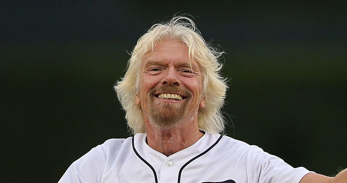 Richard Branson \