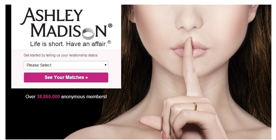 news article ashley madison cheaters details released