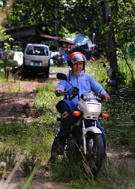 Pulau Ubin Postman