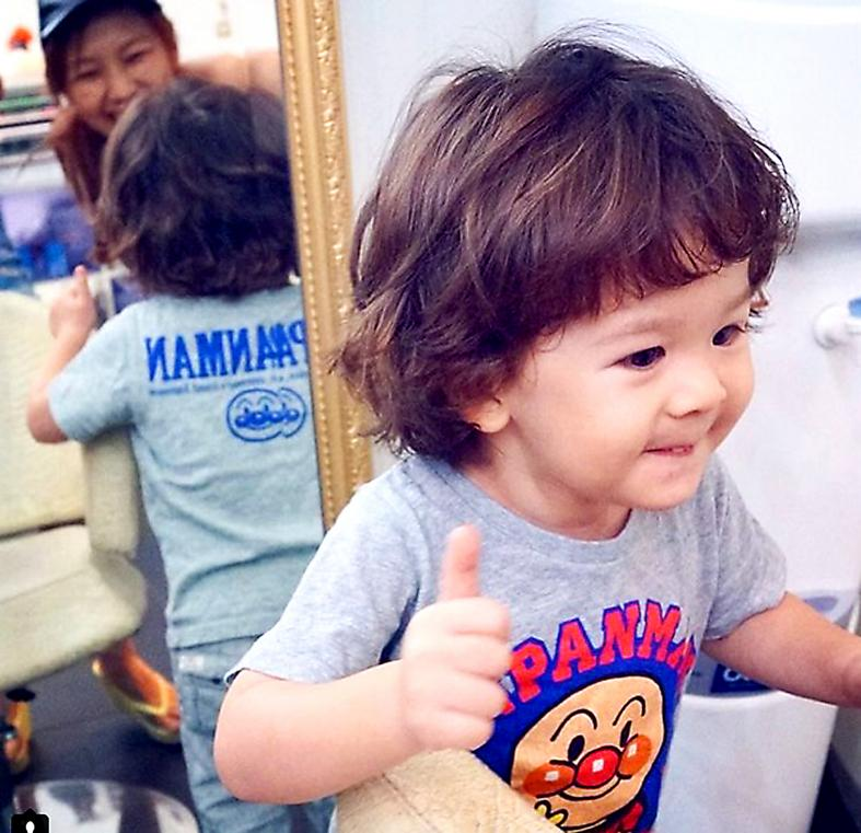 Blogger Xiaxue Causes Stir With Toddler Son S Hair Perm Latest