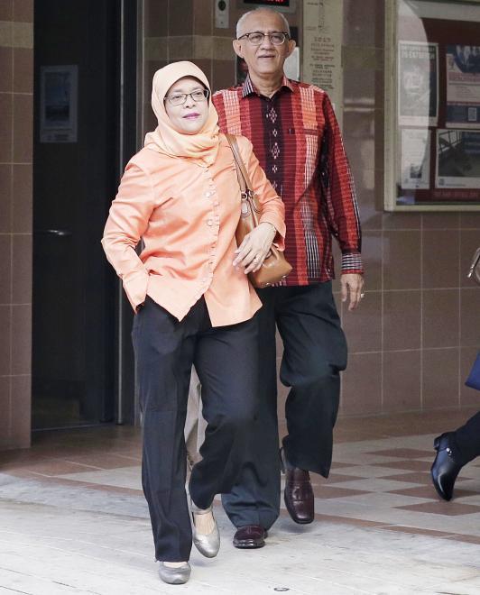 Halimah, our 'heartland' President