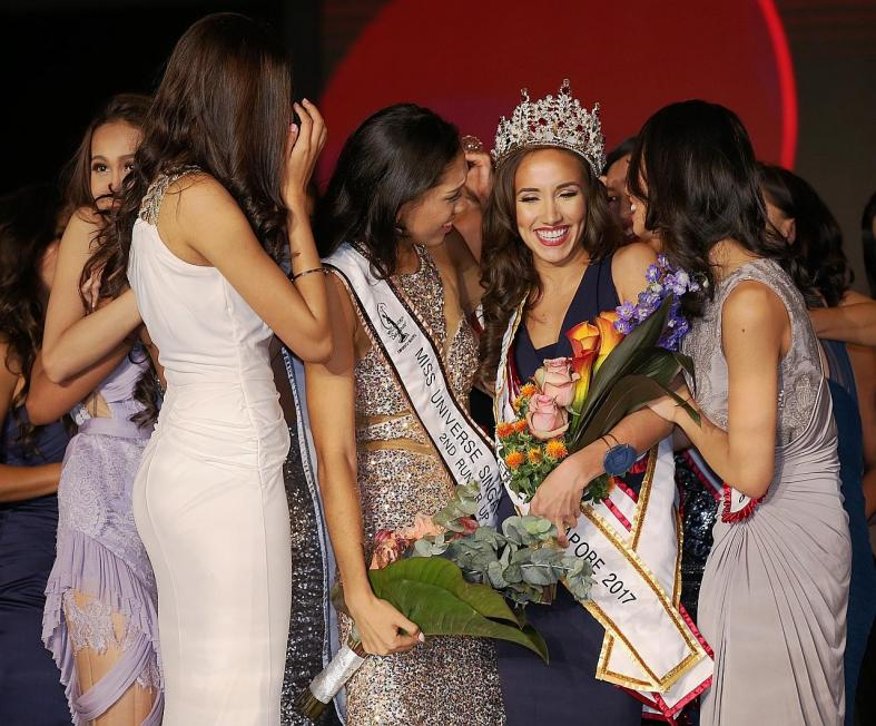 New Miss Universe Singapore crowned