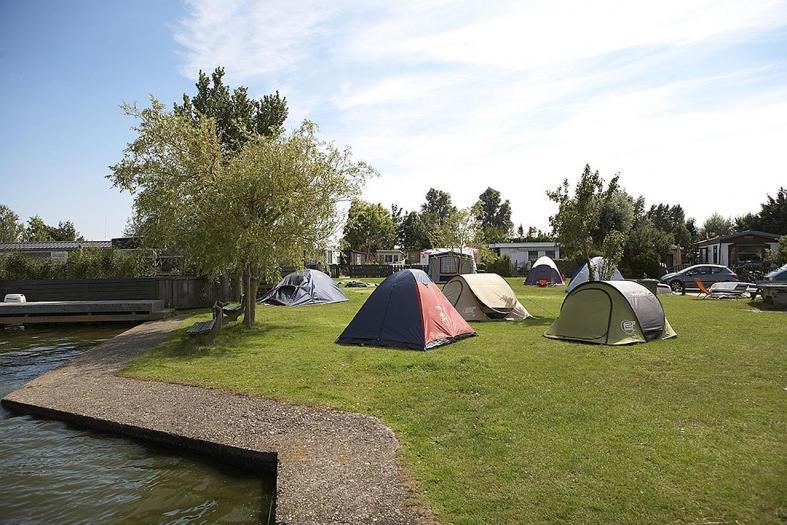 7 beautiful camp sites around the world