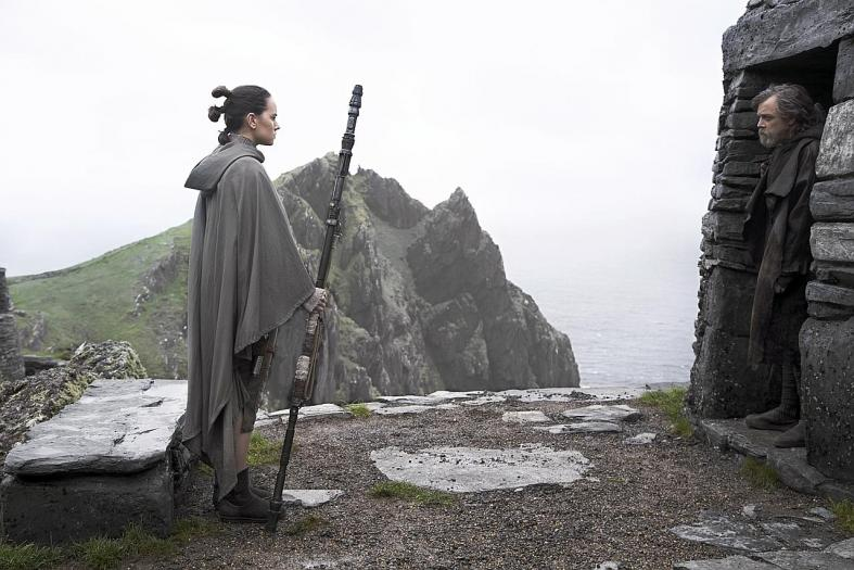 Journey with The Last Jedi to its latest filming locations