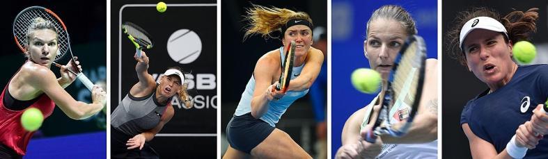 Halep, Wozniacki dream of maiden Major in Australian Open
