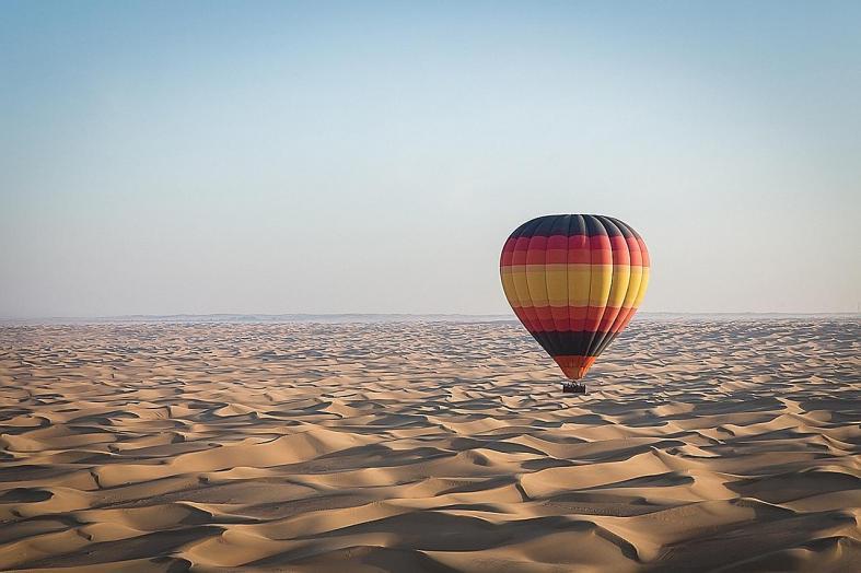 Experience desert romance this Valentine's Day in Dubai