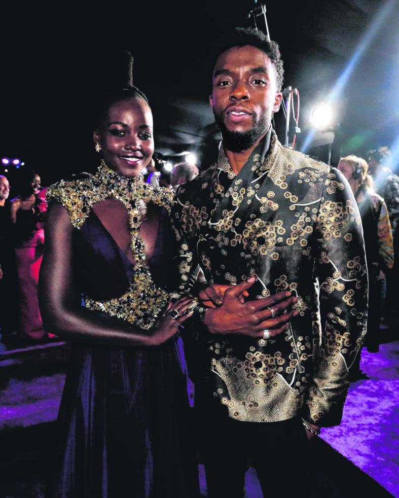 Lupita Nyong'o hails Black Panther's female empowerment message