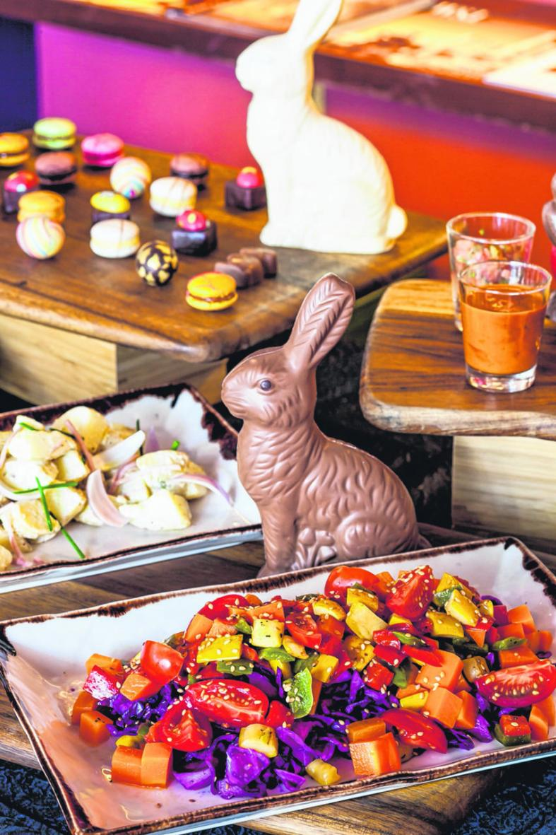 Indulge yourself this Easter