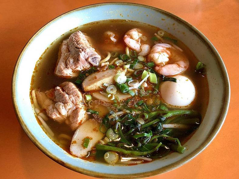 Robust flavours worth returning for at Kopi Tiam