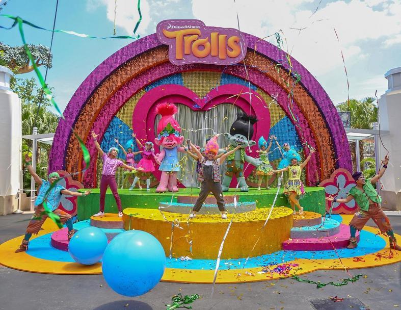Explore TrollsTopia this weekend