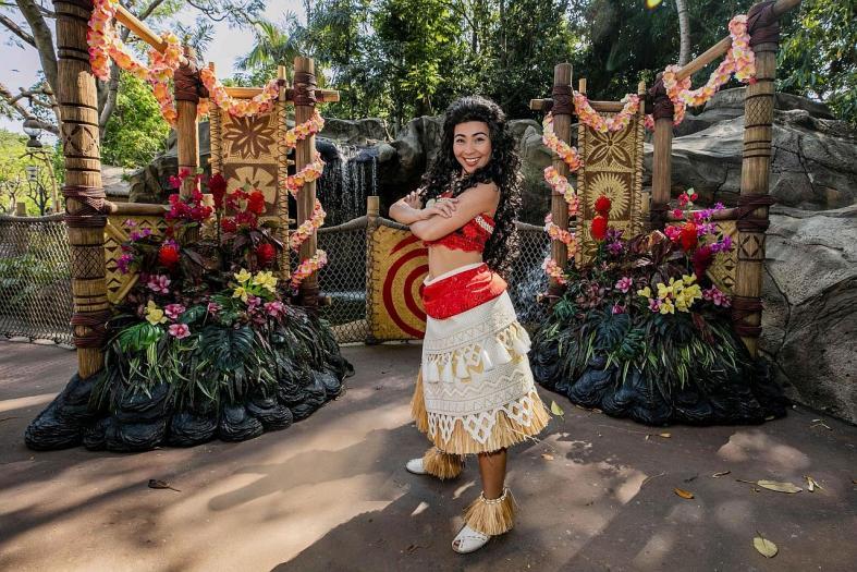 Tour SIA's new suites, enjoy new show at HK Disneyland