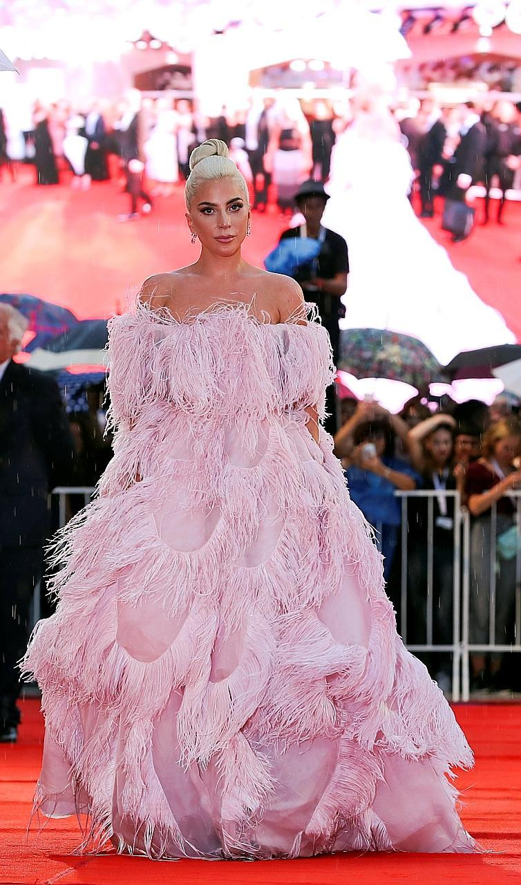 Venice Film Festival Red Carpet Is Fashion Manna From