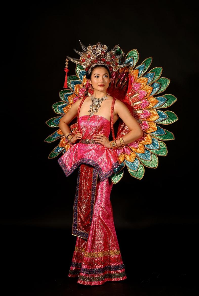 Which national costume is your favourite?