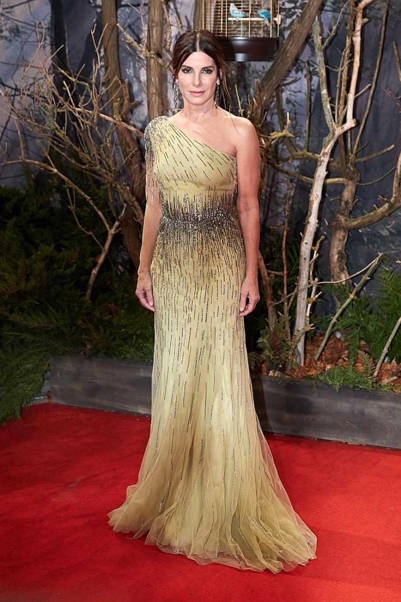 Welcoming a winter wonderland with Emily Blunt on the red carpet