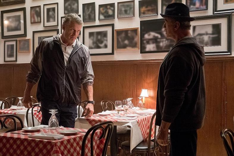 Dolph Lundgren gets back in the ring for Creed II