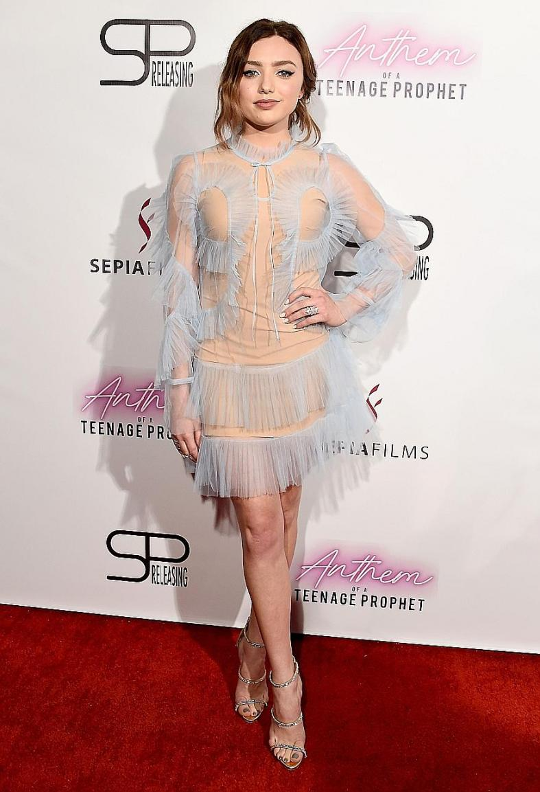 Charlize Theron is a glam goddess in Givenchy