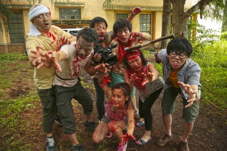 One Cut Of The Dead, The Vanishing