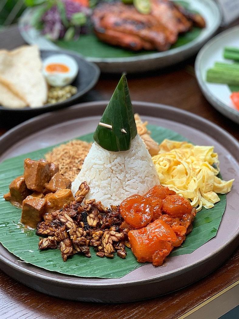 Stellar Indonesian fare at Sama Sama