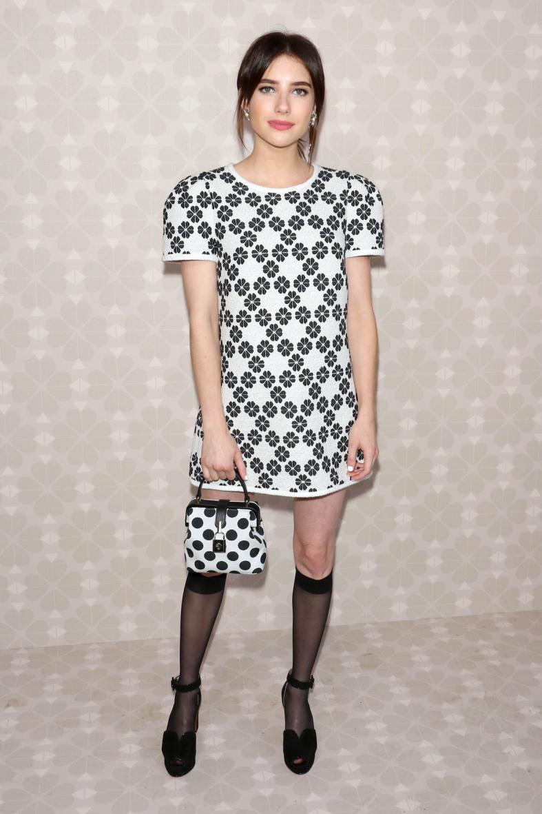 Felicity Jones flies to top of best-dressed list