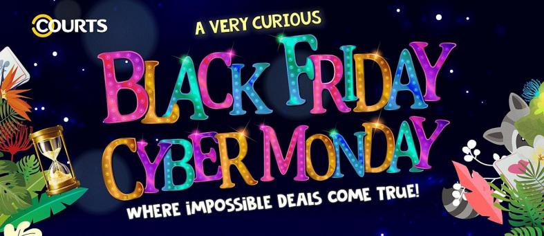 Kick off the festivities with Black Friday deals