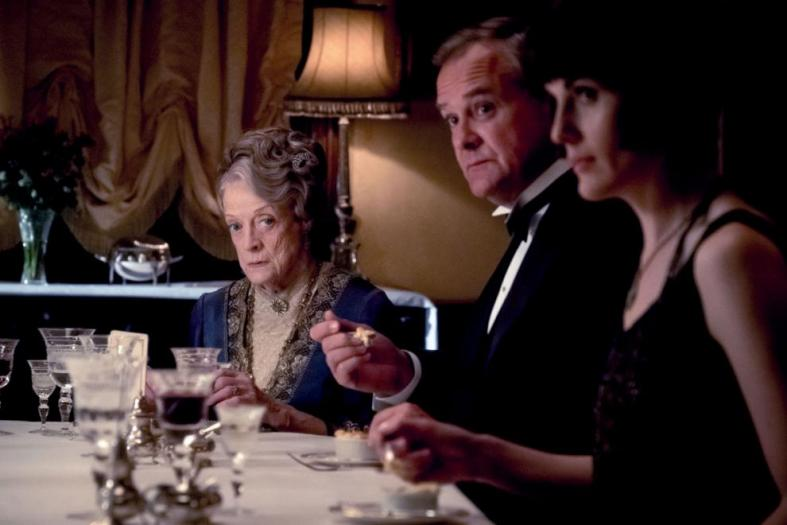 Last Christmas, Downton Abbey