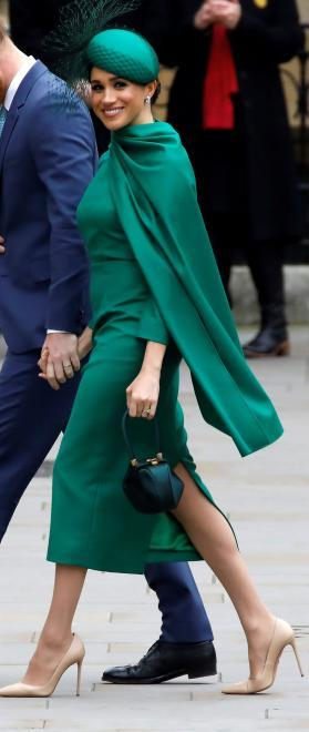 Meghan Markle's royal exit makes us green with envy