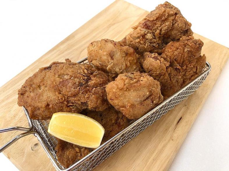 Crash course in Korean fried chicken