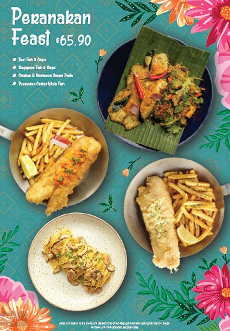 Dining and shopping deals, iPad Pro rewards await at Paragon