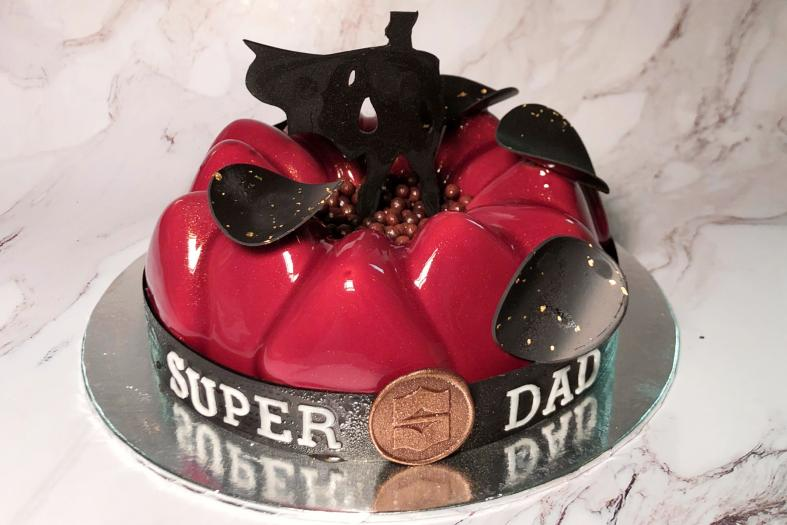 Indulge dad's sweet tooth with cakes perfect for Father's Day