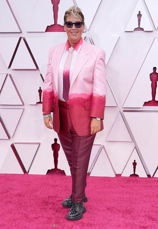 Carey Mulligan is Oscar 2021's fashion golden girl