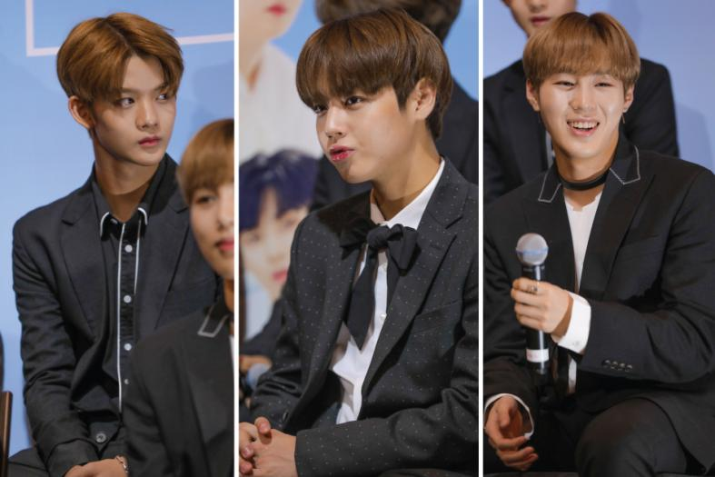 Wanna One Press Con