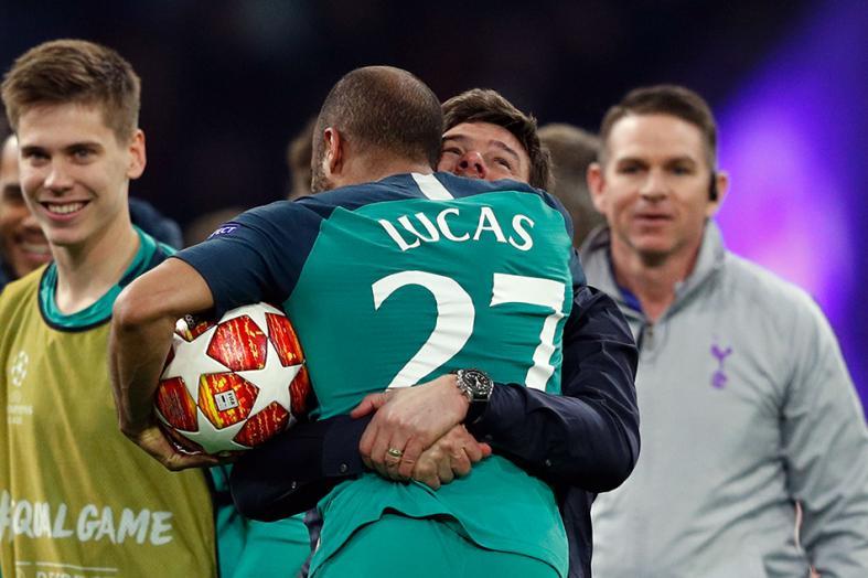 Spurs 'super-heroes' into Champions League final as Lucas breaks Ajax hearts