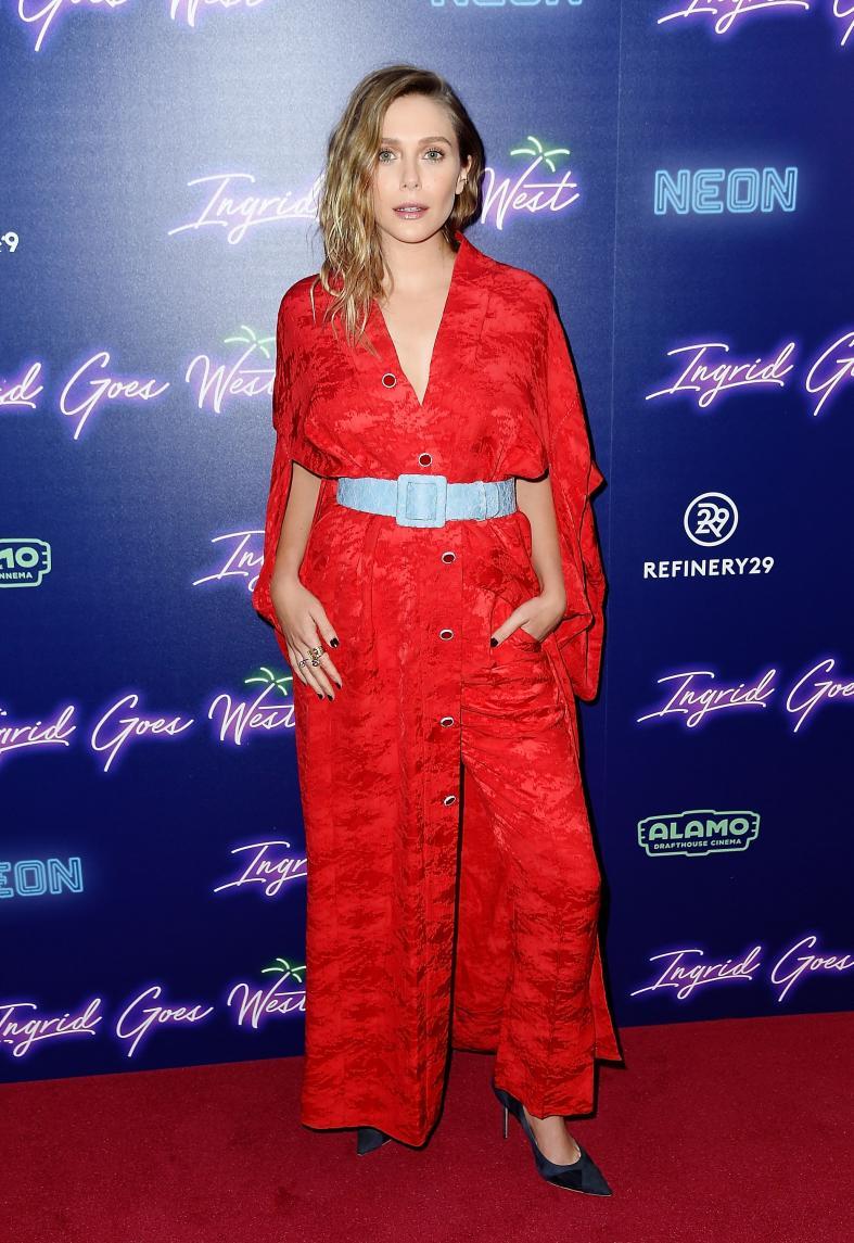 Brie Larson saves a mundane week