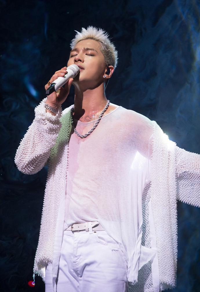 Taeyang White Night concert Singapore