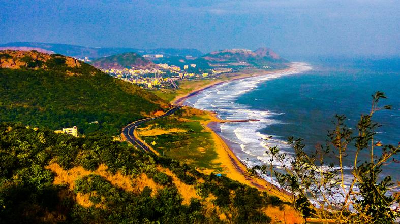 Visakhapatnam's unspoilt beaches are far and away its most popular attraction