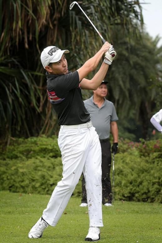 Seow on fire at WAGC qualifiers