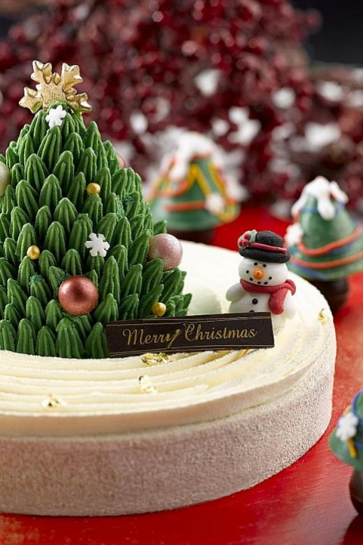'Tis the season for sweet and savoury