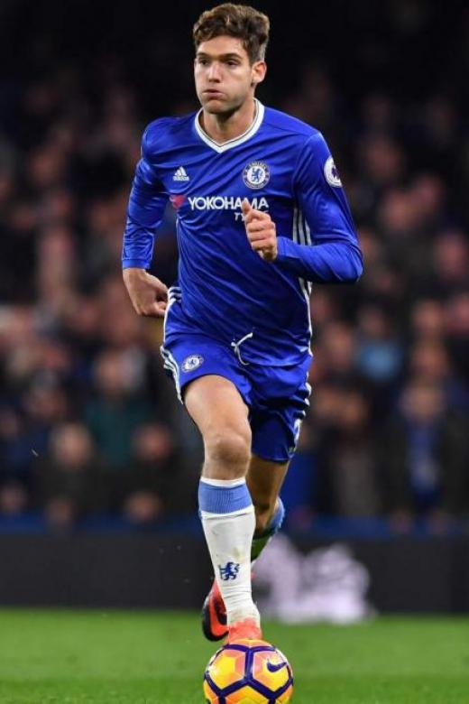chelsea, marcos alonso, epl, title race