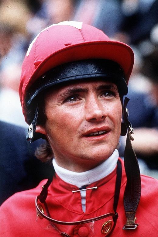 Shergar's jockey Swinburn dies