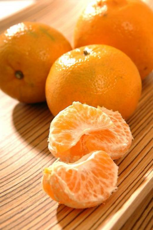 Mandarin oranges to cost more this CNY