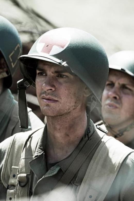 Andrew Garfield on playing a real hero versus a superhero