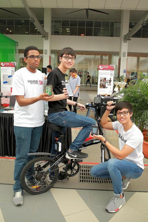 A smart alarm to keep bikes safe