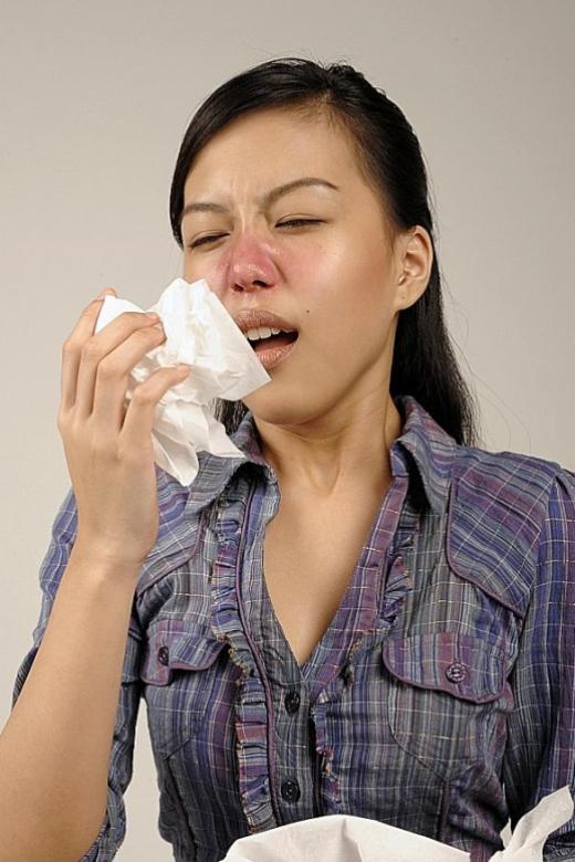 So is it sinusitis or allergic rhinitis?