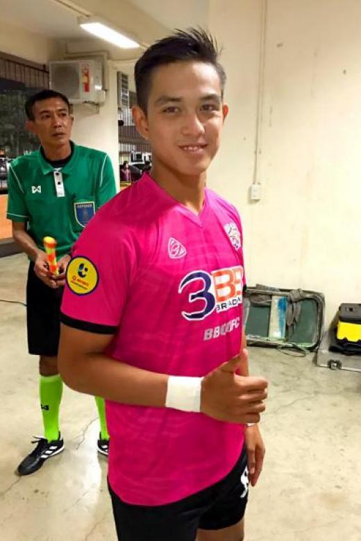 No dream debut for Hafiz in Thailand