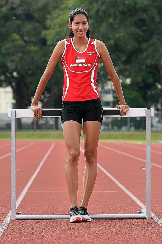 Dipna clears SEA Games qualifying hurdle