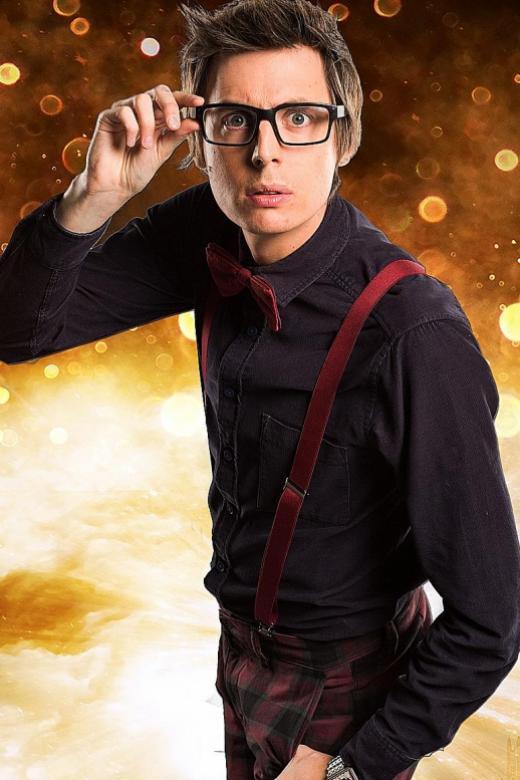 Magician Cox the envy of 1D fans