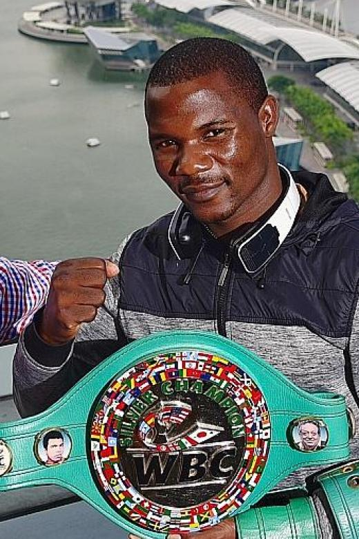 Boxer Manyuchi eager to show difference in class