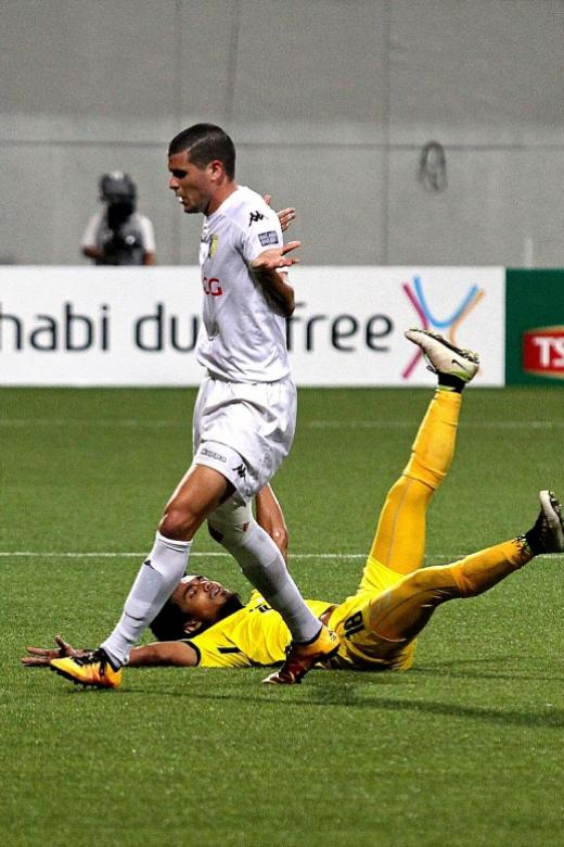 Tampines beaten by Hanoi FC in AFC Cup